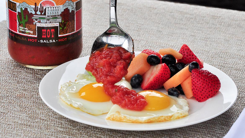 Breakfast Huevos